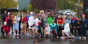 4th Annual Ghost Run and Anniversary Party