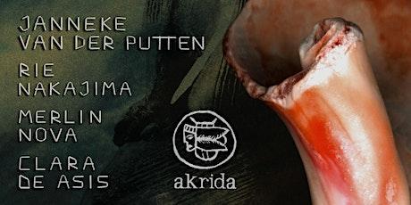 Akrida - Sound Art Festival biglietti