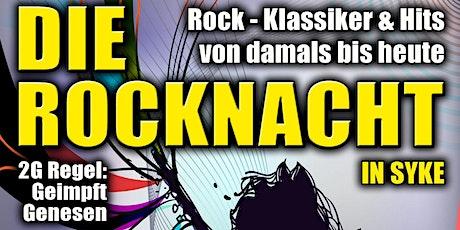 Syker Rocknacht im November tickets