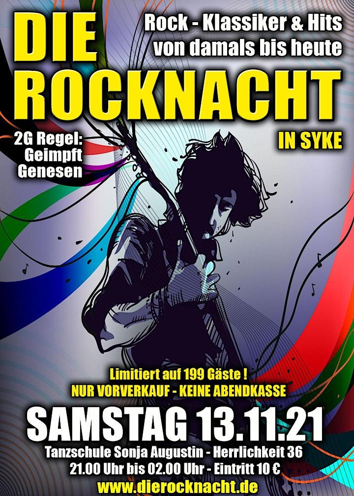 Syker Rocknacht im November: Bild