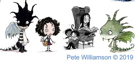 Pete Williamson Monster Workshop: Arty Farty Half Term tickets