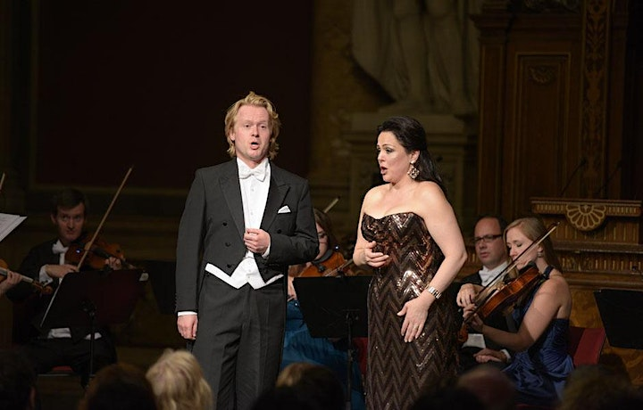 Mozart and Strauss Concert- Vienna Royal Orchester image