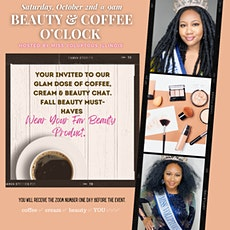 Autumn Beauty & Coffee Chat tickets