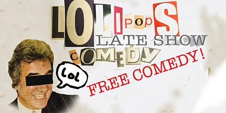 LOLipops Comedy at the White Hart Southwark tickets