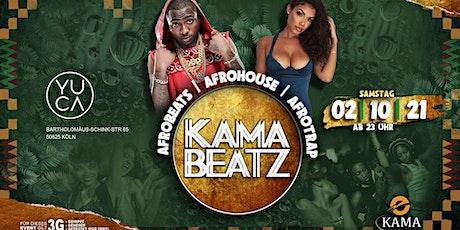 Kama Beatz, afrobeats, afrohouse, afrotrap Tickets