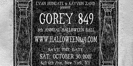 Gorey 849 tickets