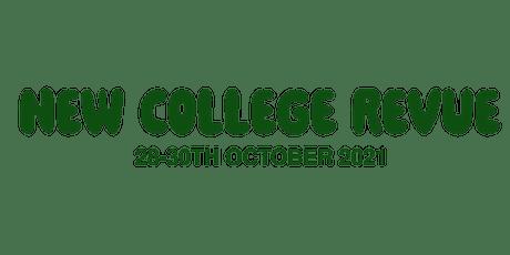 CAMP VILITAS: New College Revue 2021 tickets