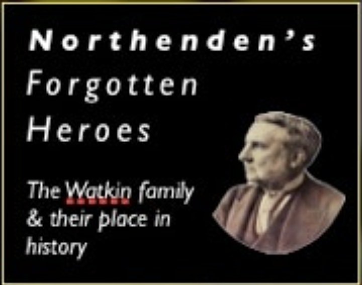 Forgotten Heroes - The legacy of the Watkin Family image