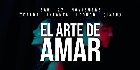 El Arte de Amar - Un concierto en acústico de Ana Ortega y Ernesto Mateos entradas