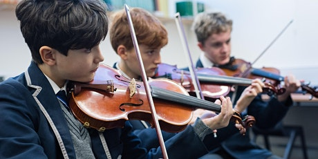 October 22nd: West London Free School Music Aptitude Tests tickets