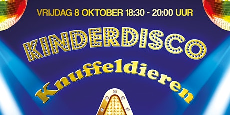 Knuffeldieren Kinderdisco Bilgaard tickets