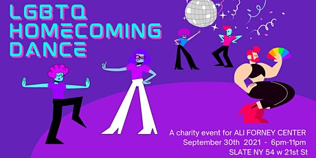 LGBTQ Homecoming Dance & Queer Festival tickets