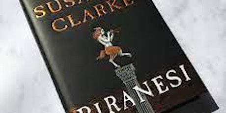 Books Over Brunch : Sunday, October 24th.11am.  Piranesi. Susannah Clarke tickets