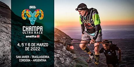 S2 - Champa Ultra Race - 2022 entradas