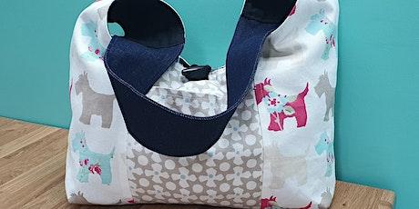 Mono Strap Bag  Workshop - School of Sew tickets