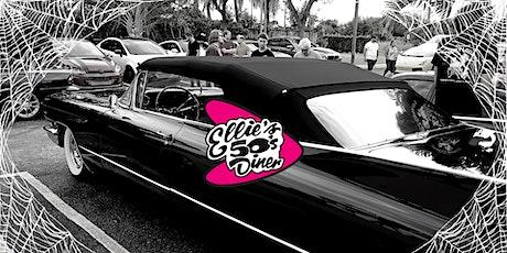 Halloween Friday Night Car Meet at Ellie's 50's Diner in Delray Beach tickets