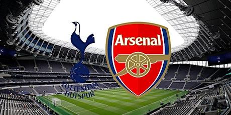 TOTAL SPORTEK]...!!Arsenal v Tottenham LIVE ON EPL 2021 tickets