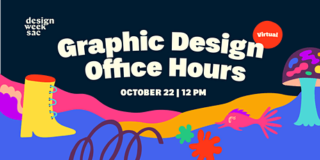 Graphic Design Office Hours tickets