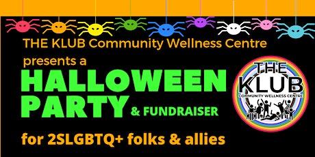 Halloween Pride Party & Fundraiser tickets