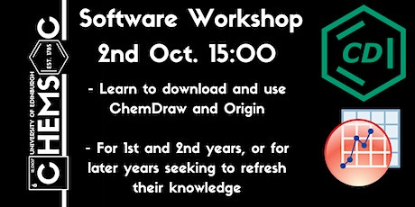 Software Installation and Use Workshop tickets