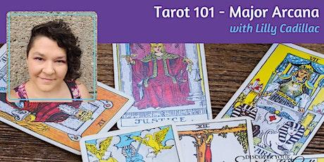 Tarot 101 - Major Arcana (1 of 2) tickets