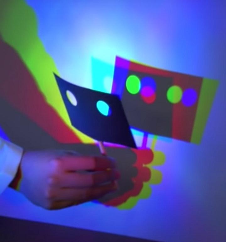 Imagen de Taller LIGHT POEMS  > Introducción al arte con luz