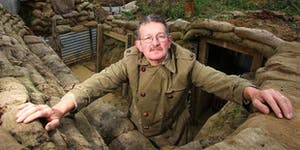 DIGGING UP THE TRENCHES with ANDY ROBERTSHAW