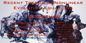 Recent Trends in Nonlinear Evolution Equations