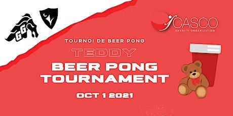 CASCO Teddy Beer Pong Tournament tickets