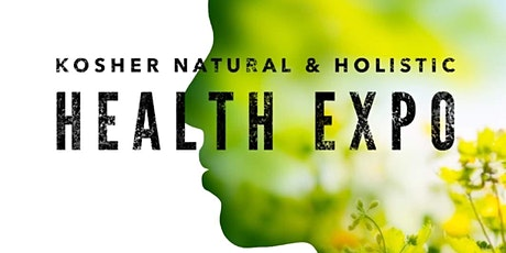 Kosher Natural and Holistic Health Expo tickets