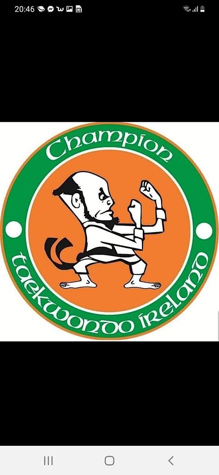 Champion Taekwondo Open Sparring Session Children/Cadets image