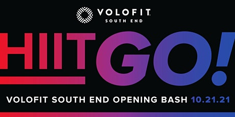Welcome Volofit to South End | Volofit Launch Party tickets