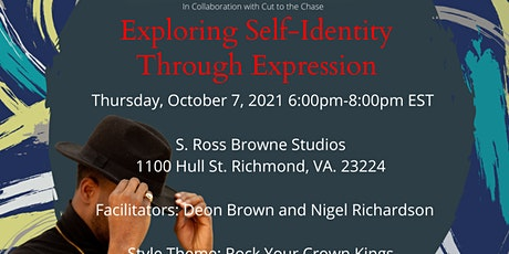 Cut to the Chase: Exploring Self-Identity through Expression tickets
