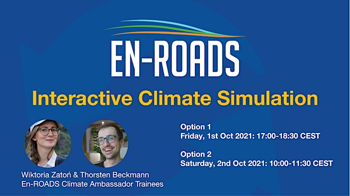 Interactive Climate Simulation with EnROADS image