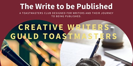 The Write to be Published Series tickets