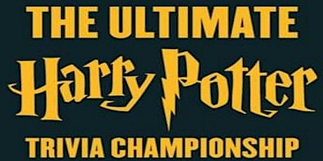 Wizarding Cup Trivia Tournament tickets