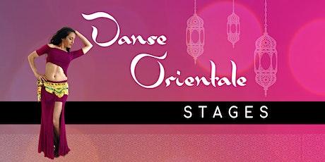 Danse orientale - Stages 2021-2022 billets