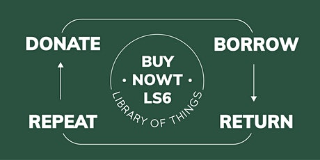 Talk by Library of Things - Buy Nowt LS6 tickets