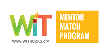 WIT Fall 2021 Mentor Match Kickoff and Orientation tickets