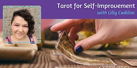 Tarot for Self-Improvement tickets