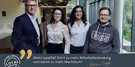 Zertifikatslehrgang 'Loyale Führung (IHK)' 2022 Tickets
