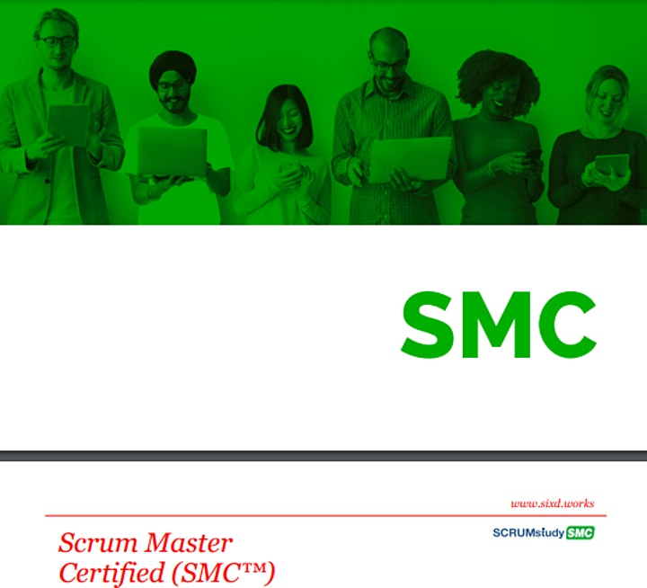 Imagen de Curso de Certificación de Scrum Master con SCRUMstudy