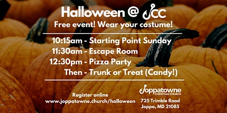 Halloween @ Joppatowne Christian Church tickets