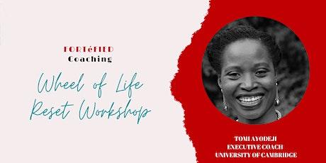 Wheel of Life - RESET Workshop tickets
