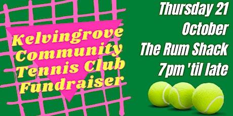 Kelvingrove Community Tennis Fundraiser tickets