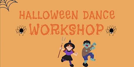 Halloween Dance Workshop tickets