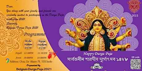 Belgium Durga Puja 2021 tickets