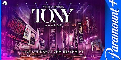 StREAMS@>! (LIVE)-74th Tony Awards LIVE ON 26 Sep 2021 tickets