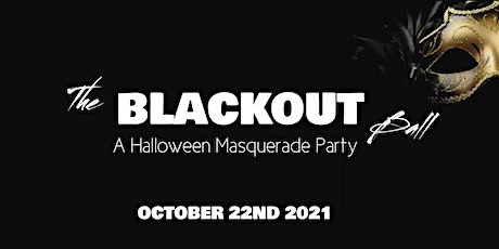 The BLACKOUT BALL tickets