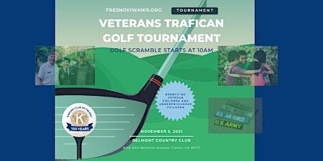 Veterans Trafican Annual Golf Tournament tickets